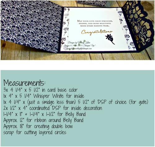 Gate Fold Measurements