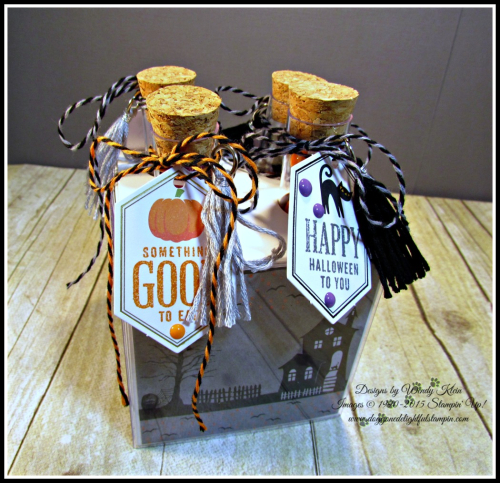 September Paper Pumpkin Kit with accessories (9)