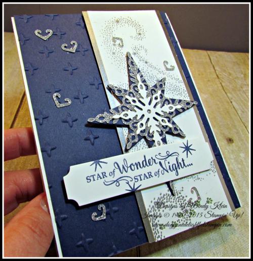 Star of Light, Star Light Thinlits, Sparkle TIEF, PL Cards & Labels framelits (6)