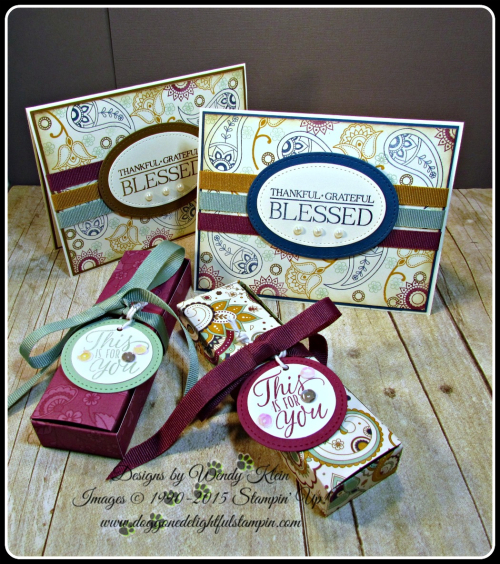 Paisleys & Posies, Ribbon Trio, Stitched Shape Framelits (1)