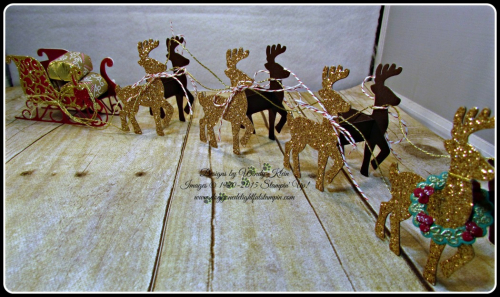 Santa's Sleigh (2)