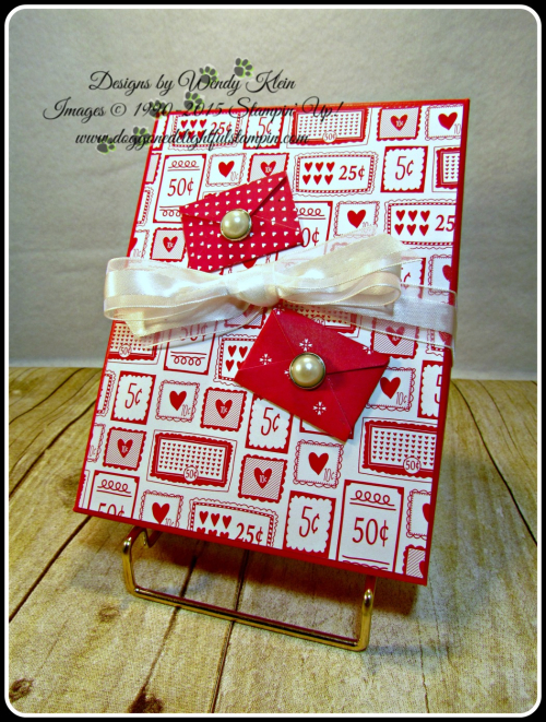 Love Notes Framelits, Sealed With Love, Sending Love DSP Stack (2)