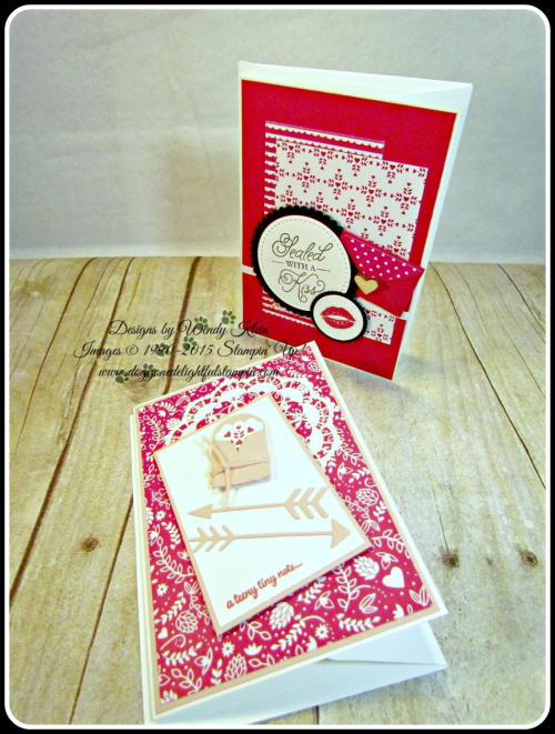 Love Notes Framelits, Sealed With Love, Sending Love DSP Stack (8)