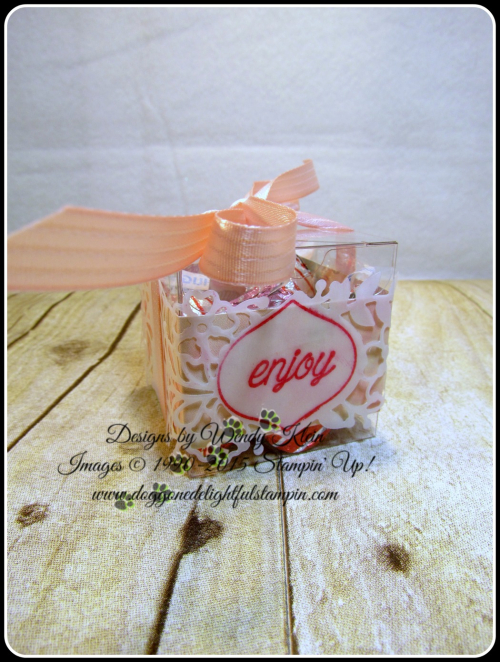 Sending Love Suite, Softly Falling, So Detailed Thinlits, So In Love, Mini Treat Bag, Clear Tiny Treat Box (5)