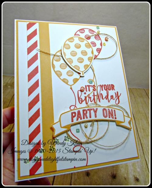 Balloon Adventures, Burlap, Sprinkles Embellishments (6)