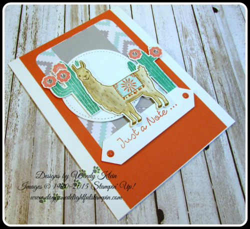 Birthday Fiesta  Fiesta Time framelits  A Little Foxy DSP  Stitched Shapes Framelits (4)