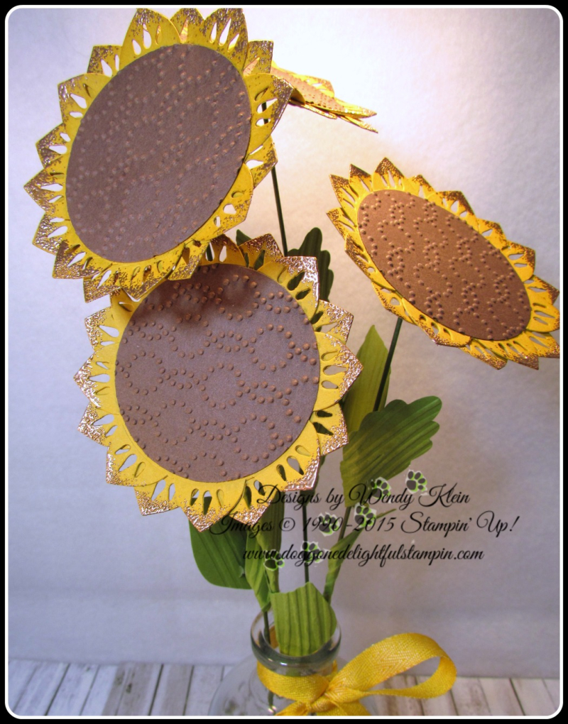 Eastern Medallions Thinlits  Elegant Dots TIEF  Copper Embossing Powder  Flower Fair Framelits  Woodgrain TIEF (2