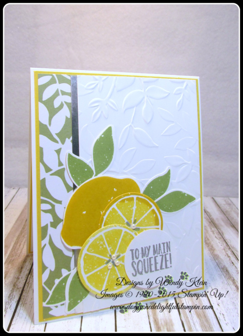 Lemon Zest  Layered Leaves Dynamic TIEF  Whole Lot of Lovely DSP (2)