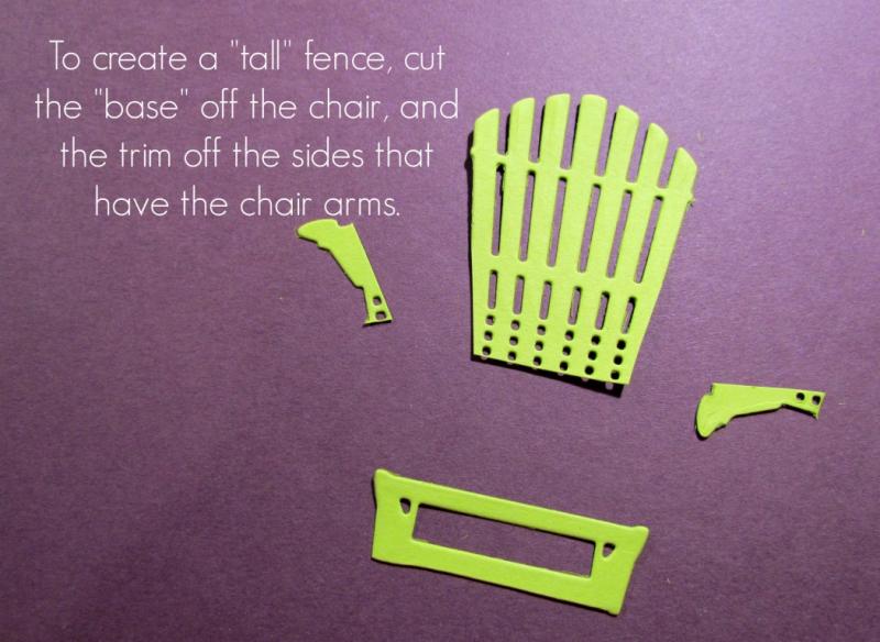 Seasonal Layers Adirondack Chair Options - 5