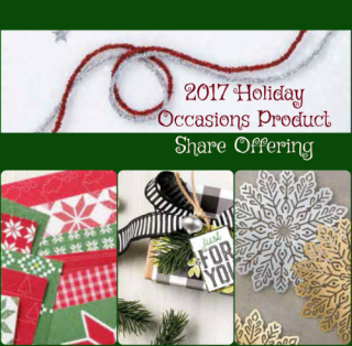 2017 Holiday Occasions Shares Header
