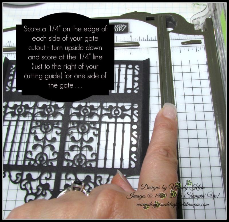Graveyard Gate scoring - 1