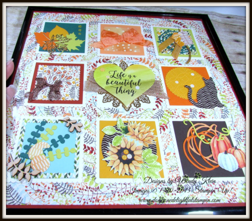 Painted Harvest Colorful Seasons Sampler - 2