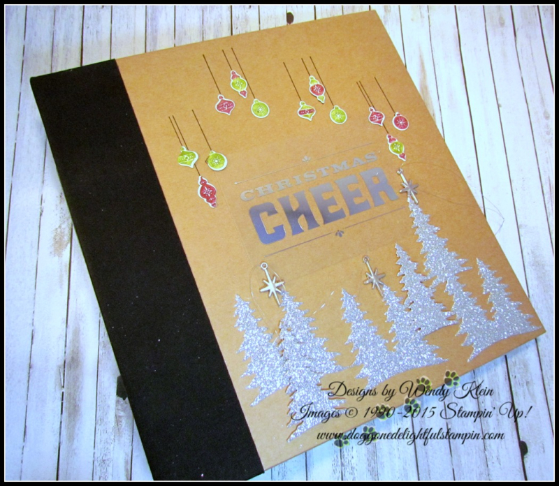 Merry Little Christmas Memories & More - designs by Doggone Delightful Stampin - 2