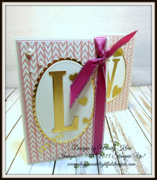 Sure Do Love You  Lots to Love Box Framelits  Large Letters Framelits  Stitched Shapes Framelits  Layering Ovals Framelits  Bundle of Love SDSP  Painted With Love SDSP - 2