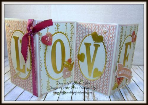 Sure Do Love You  Lots to Love Box Framelits  Large Letters Framelits  Stitched Shapes Framelits  Layering Ovals Framelits  Bundle of Love SDSP  Painted With Love SDSP - 7