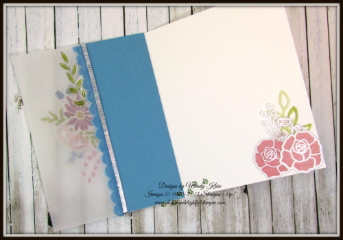Sweet Soiree Embellishment Kit  Vellum  Window Sheet  Classic Label Punch  Stampin Blends  Pearls - 5