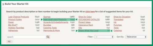 Build-your-starter-kit