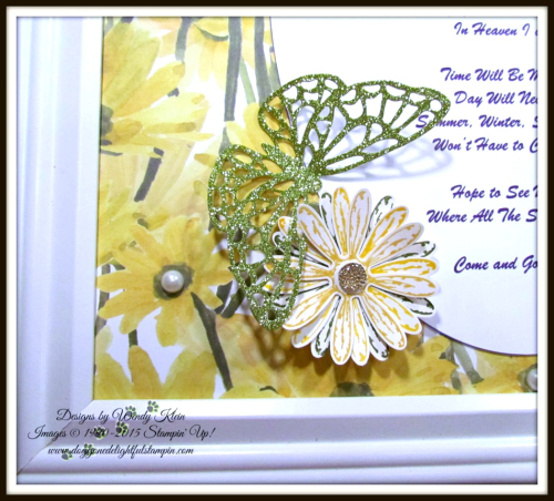 Delightful Daisy  Daisy Punch  Springtime Impressions Thinlits - 4