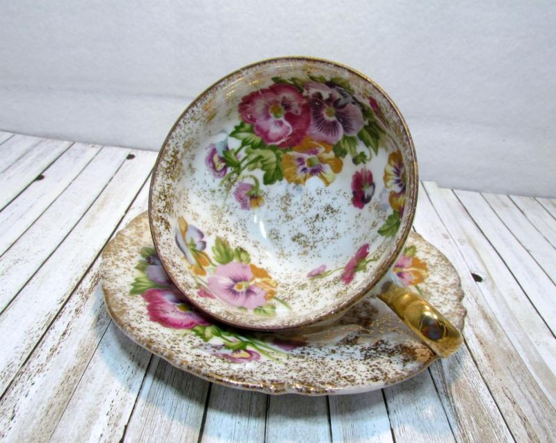 Antique Teacup