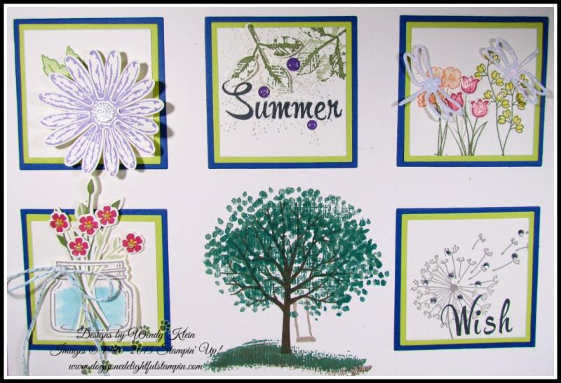 Summertime Sampler - 3