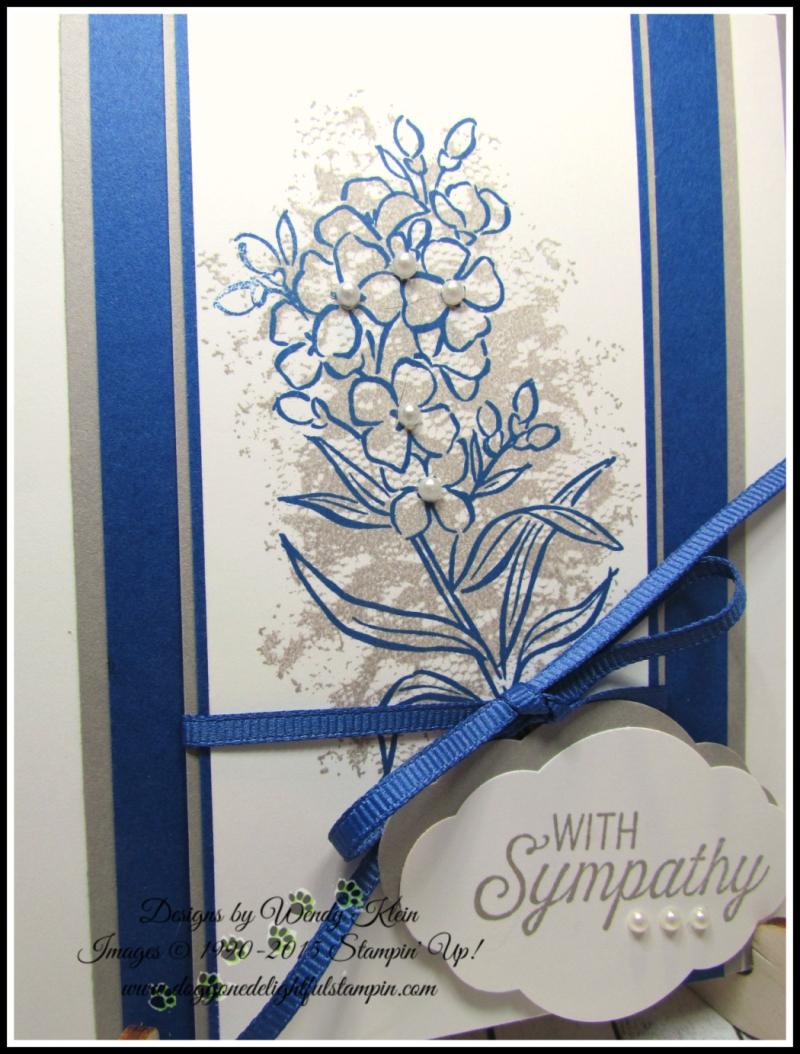 CAS Southern Serenade Sympathy - 3