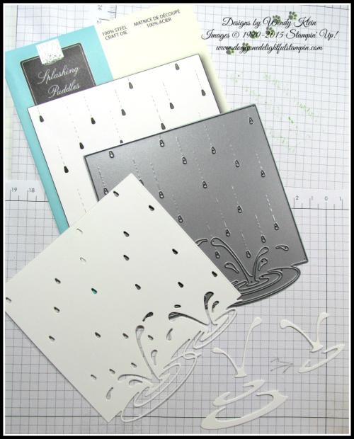 Memory Box - Poppy Stamps Graceful Heron - 5