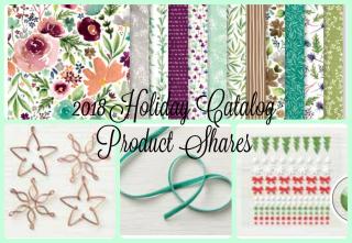 2018 Holiday Catalog Product Share Header