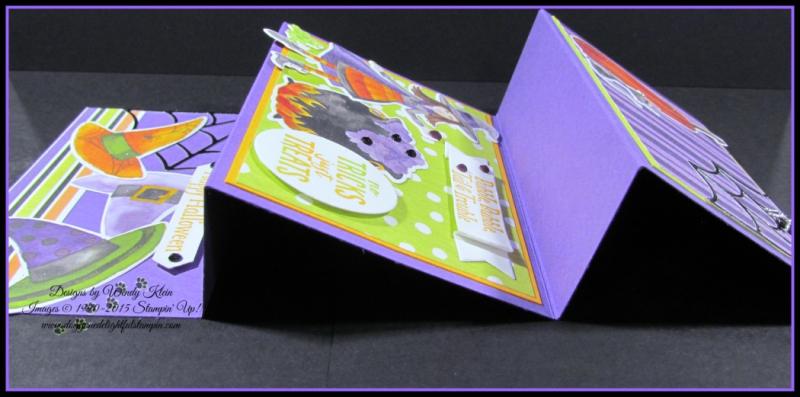 Vertical Stretch Fold w_Cauldron Bubble Suite - 6
