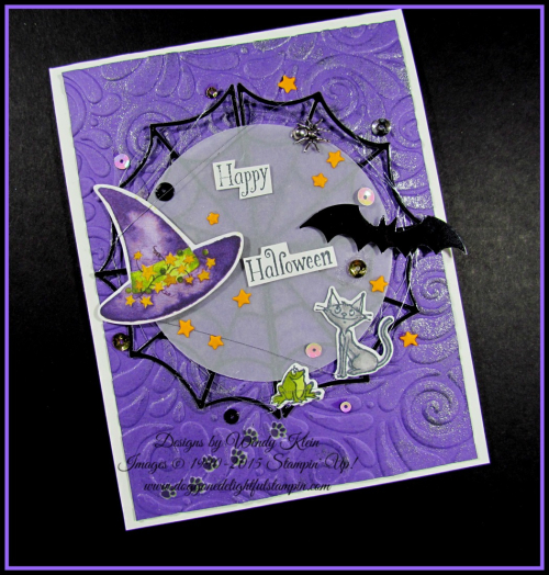 Cauldron Bubble Box & Card Set - 5