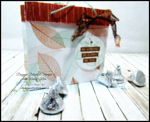 Nature's Poem Mini Gift Bag - 1