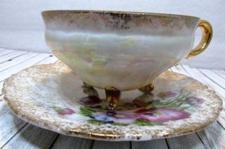 Antique Teacup - 2