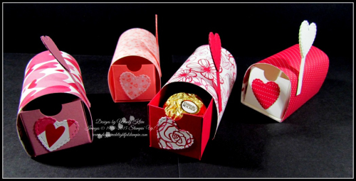 All My Love Gift Set and Mail Boxes - 2