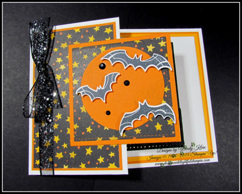 Spooky Sweets_Farmhouse Framelits_Pizza Box_Card Set - 5