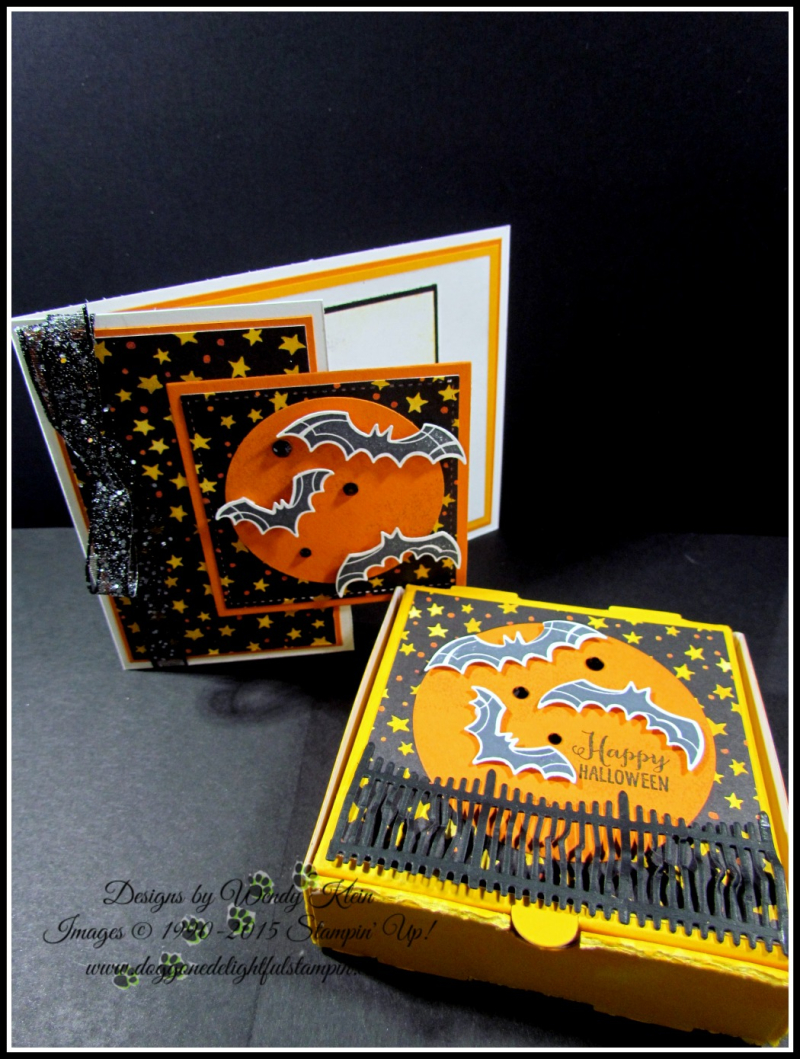 Spooky Sweets_Farmhouse Framelits_Pizza Box_Card Set - 1