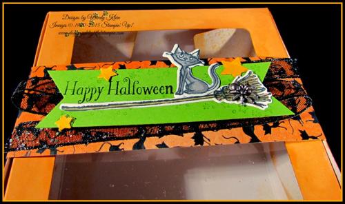 Halloween Baker's Box Trio - 5