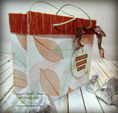 Nature's Poem Mini Gift Bag - 3