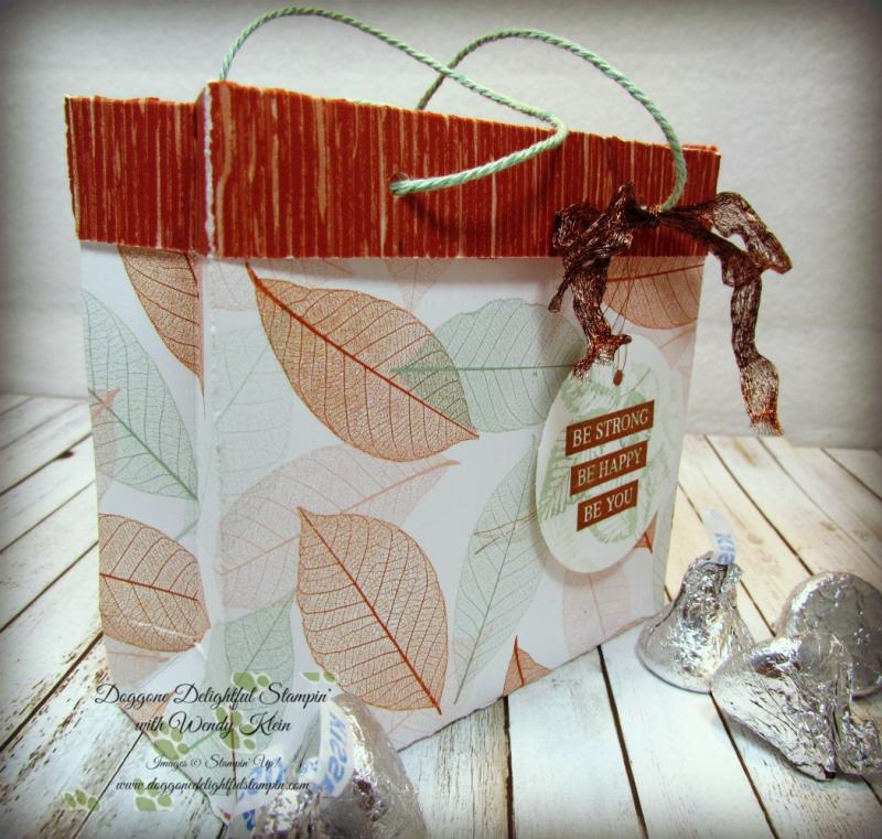 Nature's Poem Mini Gift Bag - 3