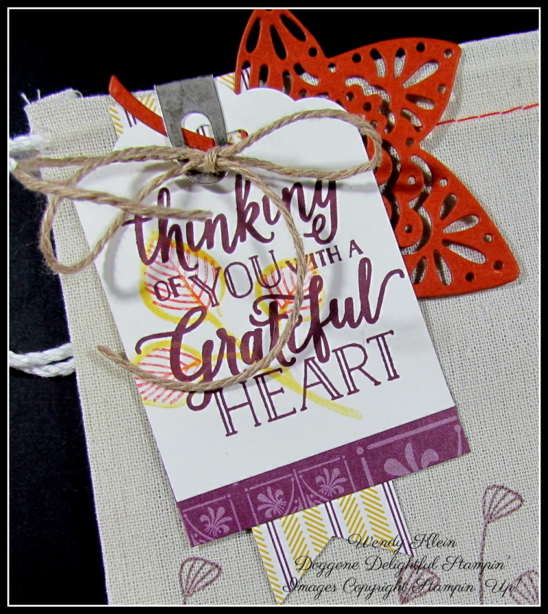 Santa's Bags Thanksgiving Place Settings - 5