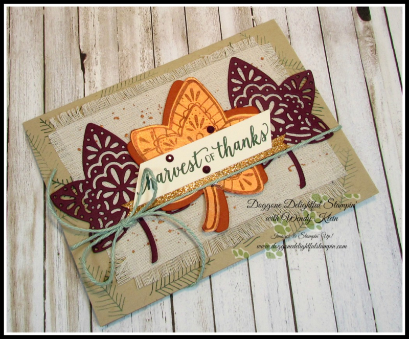 Falling for Leaves_Detailed Leaves_Thinlits_CopperShimmer - 8