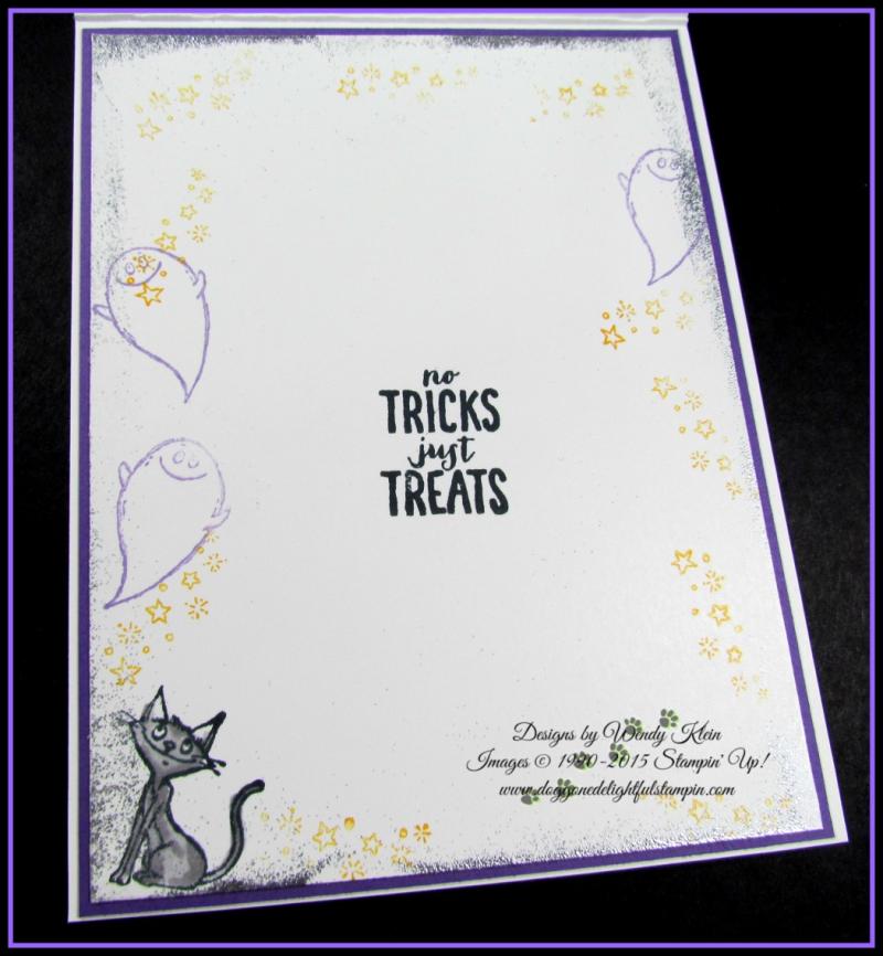 Cauldron Bubble Box & Card Set - 7