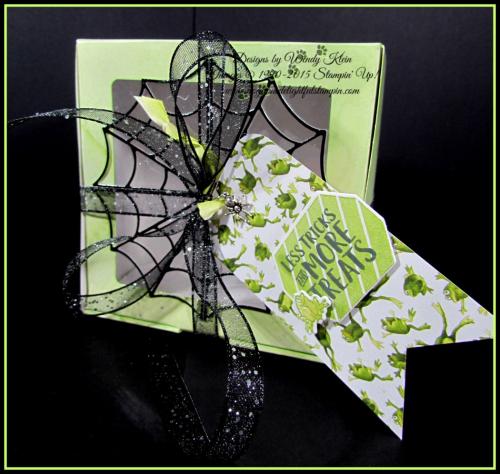 Halloween Baker's Box Trio - 2