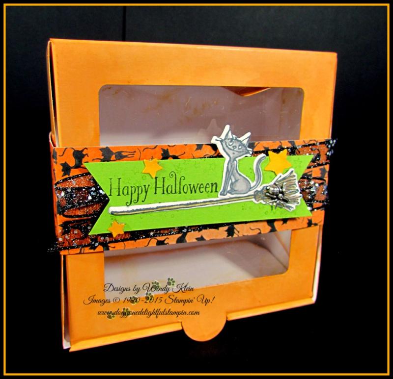 Halloween Baker's Box Trio - 4