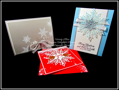 Snowflake Showcase - 1
