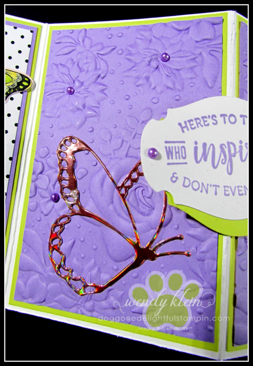 2019 Sale-A-Bration Focus  Botanical Butterfly DSP  Butterfly Embellishments  Butterfly Duet Punch - 7
