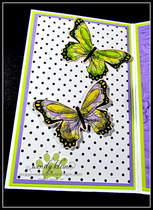 2019 Sale-A-Bration Focus  Botanical Butterfly DSP  Butterfly Embellishments  Butterfly Duet Punch - 8