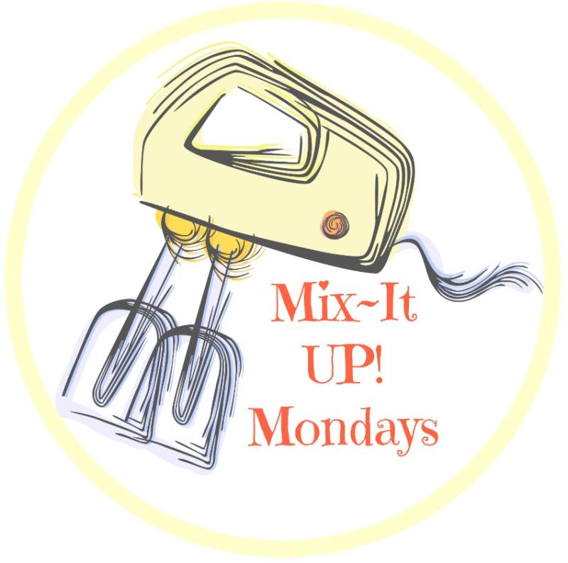 Mix-It Up Mondays Button