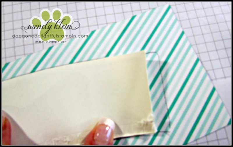 How to cover Sweet Treat Cups - 3