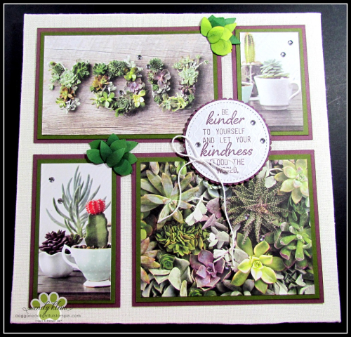 Grown With Kindness Shadow Box Alternative - 2
