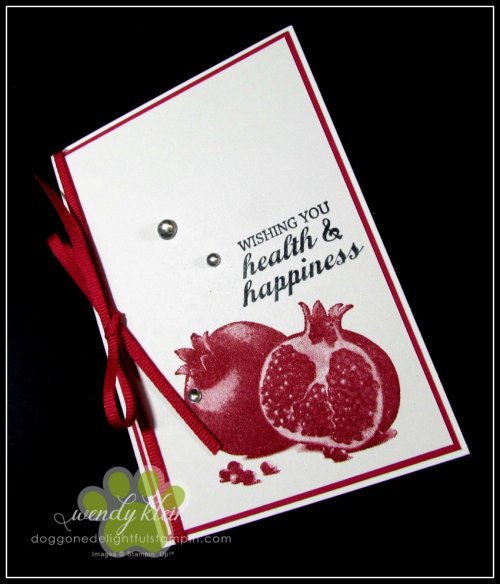 Slice of Happiness Notecards - 4