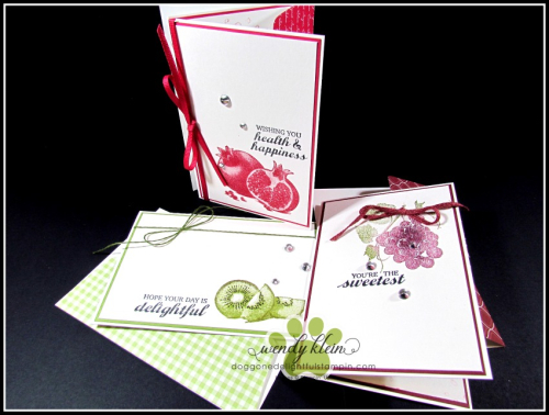 Slice of Happiness Notecards - 7